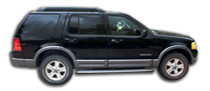 SUV Detailing - Edwards Mobile Car Care